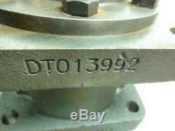 184383 Old-Stock, White Drive 700470C8623ZAAAB Hydraulic Motor, 14 Splines