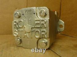 191417 New-No Box, White Drive RS013988 RS Series LSHT Hydraulic Motor, 1/2NPTF