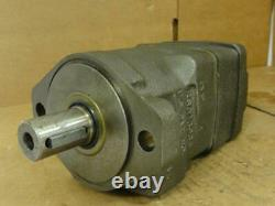 191432 Old-Stock, White Drive RS013988 RS Series LSHT Hydraulic Motor, 1/2NPTF