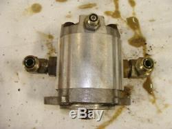 1997 RANSOMES T-PLEX 185D reel pump mower hydraulic motor drive ultra 8411935