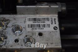 6758704 BMW E65 E66 7er Steuergerät Dynamic Drive Ventilblock Magnetventile