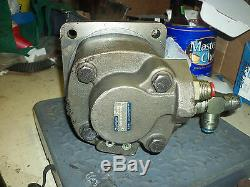 ASV HD 4500 Eaton Auxillary Drive Hydraulic Motor 1131112006