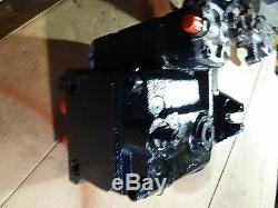 ASV Positrack track skid loader final drive motor hydrostatic HP Hydraulic