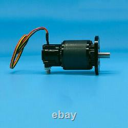 Alloy Brushless Turntable Drive Motor 1/12 1/14 Universal Hydraulic RC Excavator