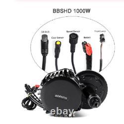 Bafang 48v1000w BBS03 BBSHD LCD display Mid drive Motor Ebike conversion kit