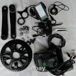 Bafang BBS02B 48v 500w Mid-Drive motor eletric bicycles Conversion Kit DIY Ebike