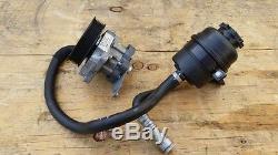 Bmw Oem E53 Power Steering Driving Hydraulic Pump Motor And Reservoir Tank Hydro