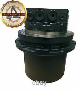 Bobcat 225 Travel Motor Bobcat X225 FInal Drive Motor 12 Bolt Sprocket Hole