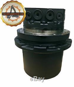 Bobcat 331C Travel Motor Bobcat 331C FInal Drive Motor 9 Bolt Sprocket Hole