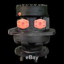 Bobcat 6690156 Hydraulic Final Drive Motor Reman