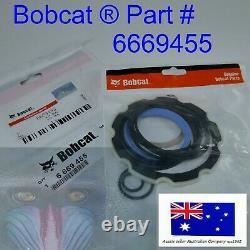 Bobcat Hydraulic Drive Motor Seal Kit OEM 6669455 751 753 763 773 S130 S150 S160