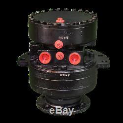 Bobcat T550 Hydraulic Final Drive Motor Reman