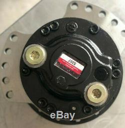 Bobcat T550, T590, T595 Final Drive Motor Brand New 15 Bolt Sprocket