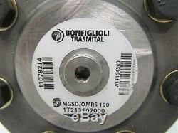 Bonfiglioli Trasmital MGSD/OMRS100 Hydraulic Drive Motor