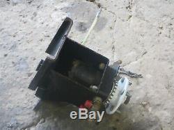 Bush Hog Turf Champ TC-180 TC-220 TC-200 ZTR Mower Left Hydraulic Drive Motor
