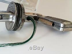 CIRCLITE VTG Auto Handheld Pistol Spotlight Driving 1920's 30's Accessory
