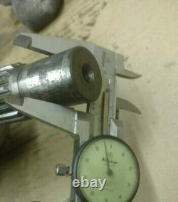 Case 1835B 1835 B Hydraulic Drive Motor Rough Shaft Left Right D137338 D137338R