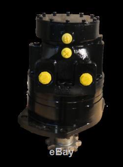Case 450 2-Spd Split Pump Configuration Hydraulic Final Drive Motor Reman