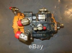 Case 95XT Hydraulic Drive Motor Wheel Skid Steer Loader