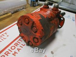 Case Ingersoll 4016 4018 4020 4116 4118 hydraulic drive motor