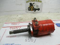 Case Ingersoll 4016 4018 4020 PS hydraulic drive motor C33234