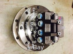 Caterpillar 303.5C CR Hydraulic Final Drive Motor