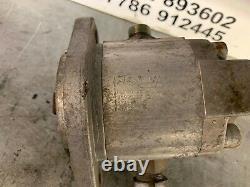Cylinder drive hydraulic motor -Casappa PLM20.11.2LO Jacobson TR3 mower £70+VAT
