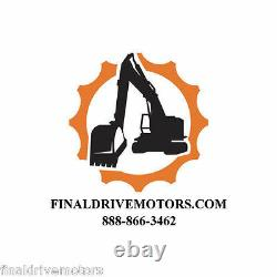 Daewoo Solar 55V Final Drive Motor Daewoo SL55V Travel Motors Wholesale Pricing