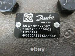 Danfoss 600300A8523ZAAAAP, DR600 Series Wheel Drive Hydraulic Motor 11208192