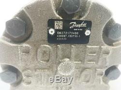 Danfoss Roller Stator 505 Series White Drive Gerotor Orbital Hydraulic Motor NEW