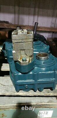 Dodge Hydraulic Drive Hscxt325b Screw Drive Reducer With Roller Stator Motor