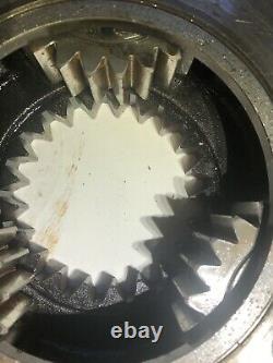 Doosan 401-00440b Hydraulic Drive Motor Parts