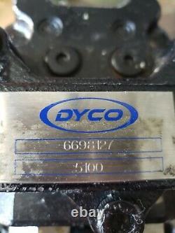 Dyco Bobcat E35 Final Drive Motor Bobcat E35 Travel Motors