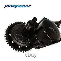EU Bafang 48V or 52V 1000W BBS03 BBSHD Mid Drive Motor 120mm/100mm/68mm