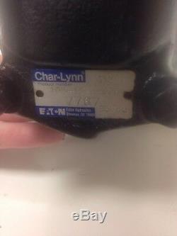 Eaton Char Lynn Hydraulic Drive Motor