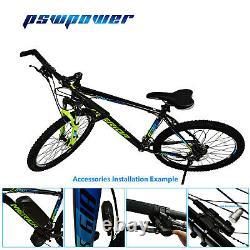 Europe stock 36V 250W 15A Bafang 8fun BBS01B mid drive motor Bicycle