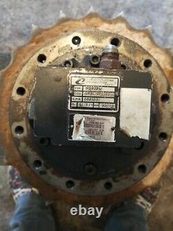 Excavator final drive motor 12 bolt Comer PGR302M 6692633 1730.258.097 390132