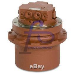 Final Drive Motor 6670667 For Bobcat 331 334 Excavator