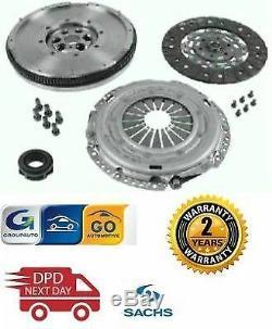 For Vw Transporter 1.9tdi Sach Dual Mass Flywheel & Clutch Complete 85 100 105