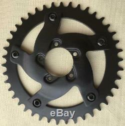 Free shipping 48V1000W BBSHD BBS03 8fun mid drive motor kits for electric
