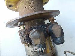 Front LH Hydraulic Drive Motor TCA17142 John Deere 7500 7700 7500 E-Cut Mower