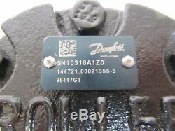 Genie 96417GT, Hydraulic Drive Motor