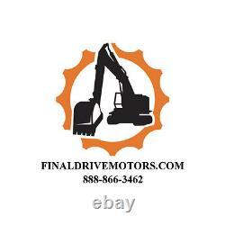 Hitachi EX35U, EX35UNA Final Drive Motors Hitachi Travel Motors