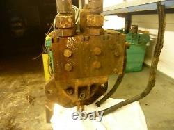 Hydraulic drive motor to suit Hymac 141B. Hydromatik AZF E45/6.1W. PZL10. £300+VAT