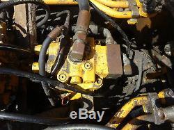 Hyundai ROBEX 180LC-3 Excavator Swing Drive Motor Hydraulic 180 Cummins