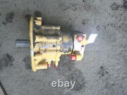 John Deere 332D Skid Steer RH Hydraulic Drive Motor AT330338 328 325 326E 328D