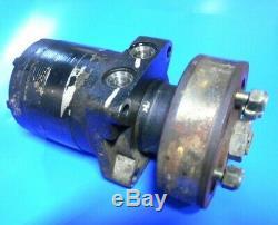 John Deere 757, TCA17739 Hydraulic Drive Wheel Motor with TCA12666 brake hub