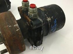 John Deere 777 Hydraulic Wheel Drive Motor 737 757 797 Tca17739 Parts Or Repair