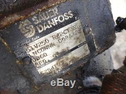 Johnston Sweeper Sauer Danfoss Drive Motor 51V250 Hydraulic