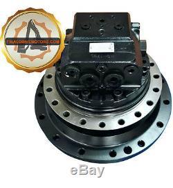 Kobelco SK100, SK130, SK135 Final Drive Motors Travel Motors Wholesale Pricing